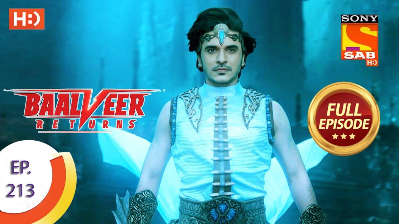Download Baalveer Returns - Ep 213 - Full Episode - 15th October 2020