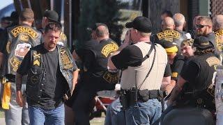 Rival Biker Gang Shootout in Waco, Texas