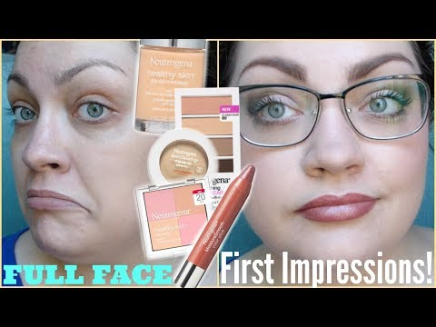 Full Face First Impressions | Neutrogena