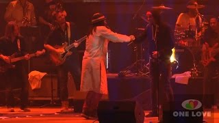 "ALPHA BLONDY & PATRICE"" Sweet Fanta Diallo""- Live @ ONE LOVE 2014"