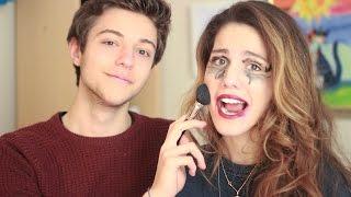 Kardeşim Bana Makyaj Yapıyor!