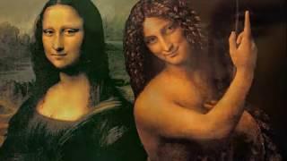 Leonardo's masterpiecesmona lisa and her prototype salai