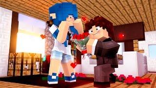 Minecraft Família : A SURPRESA PARA MOONKASE !