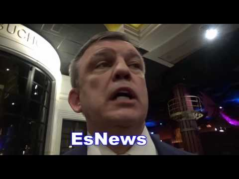 Teddy Atlas Breaks Down Anthony Joshua vs Deontay Wilder fight - EsNews Boxing