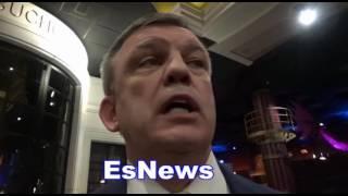 Teddy Atlas Breaks Down Anthony Joshua vs Deontay Wilder fight - EsNews Boxing