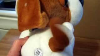 Batt-Op Mechanical Toy Dog