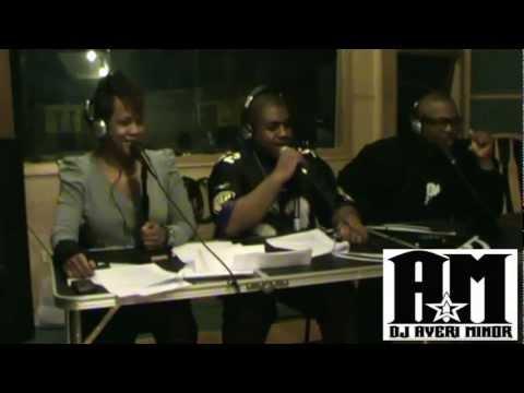 Dj Averi Minor interview with the Jay Davis Show