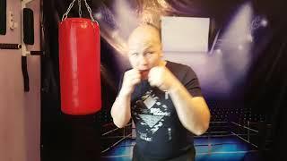 Уроки бокса в домашних условиях 8. Защита.