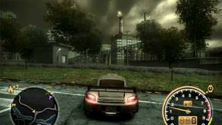 Need For Speed Mos Wanted HD 4650 Max setting