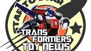 Transformers Toy News Recap - 11/05/2015