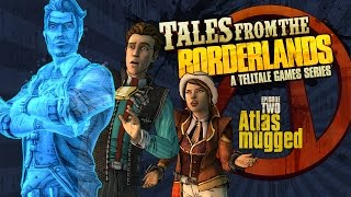 Tales From The Borderlands - Episode 2 Trailer (Atlas Mugged)