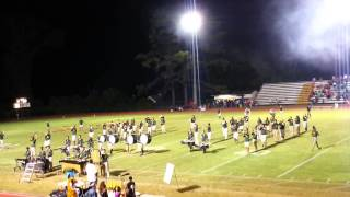 McComb High School Band