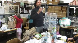 Vertical and Container Gardening with Wolf E. Bravo (Part Two)