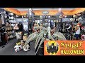 SPIRIT HALLOWEEN 2018 - MASKS AND WEAPONS SECTION - Halloween Costumes Halloween Shopping 4K