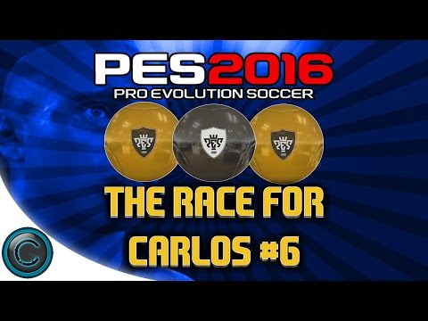 The Race for Carlos   PES 2016 myClub Ball Opening   Episode 6