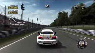 Superstars V8 Next Challenge (PS3) Monza track full race