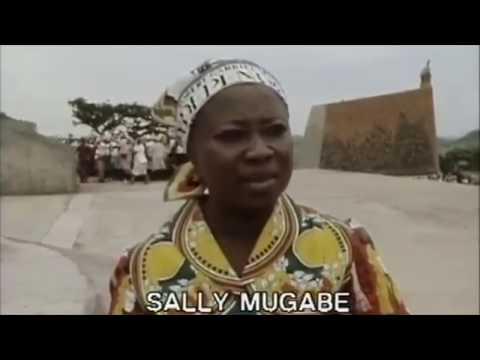 How Sally Mugabe spoke VS Grace
