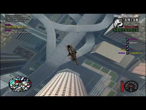 GTASA:MP S3 Bad jump