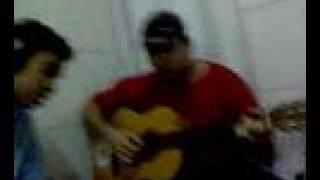 Madruga Cantando & Wellington no Violão (Pai - Fabio Junior)