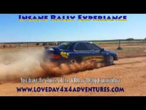 Rally Driving School