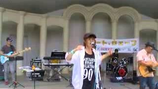 2013年6月9日 大和市引地台公園野外音楽堂ライブ ジャンルを問わ...