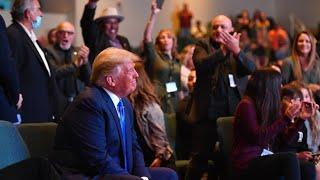 Wie Trump für die Präsidentschaftswahl aufholen will