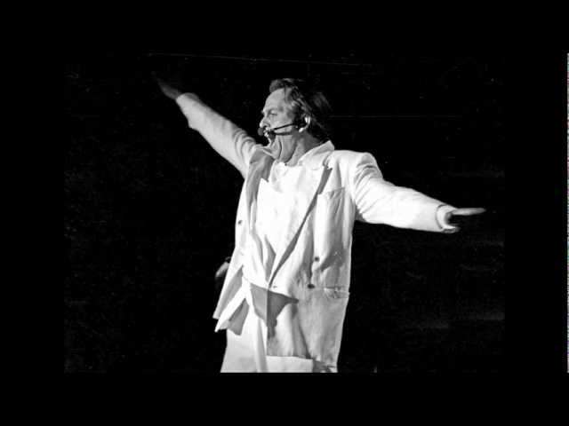 Peter Gabriel Steam Live 1993 in Paris