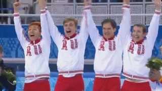 Выступления наших спортсменов на Олимпийских Играх в Сочи