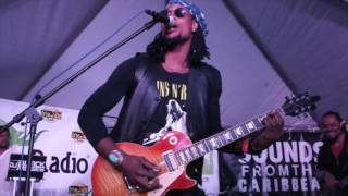 Omari Banks Performing Me and You at SXSW 2016
