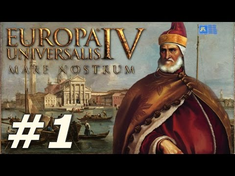 Europa Universalis IV: Mare Nostrum   Venice - Part 1