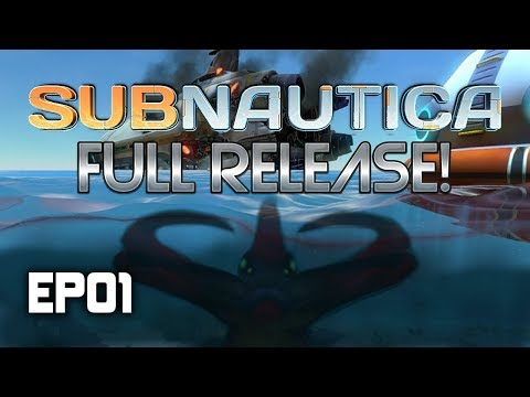 Subnautica | Full Release 1.0 gameplay| Blind Playthrough | EP01