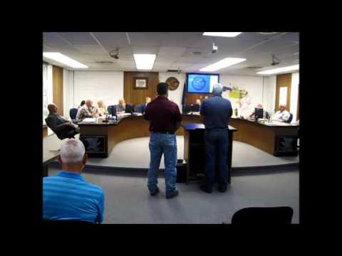8 16 16 North Platte Nebraska City Council Meeting
