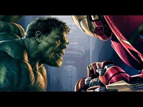 Trailer do filme Homem de Ferro e Hulk - super-heróis unidos