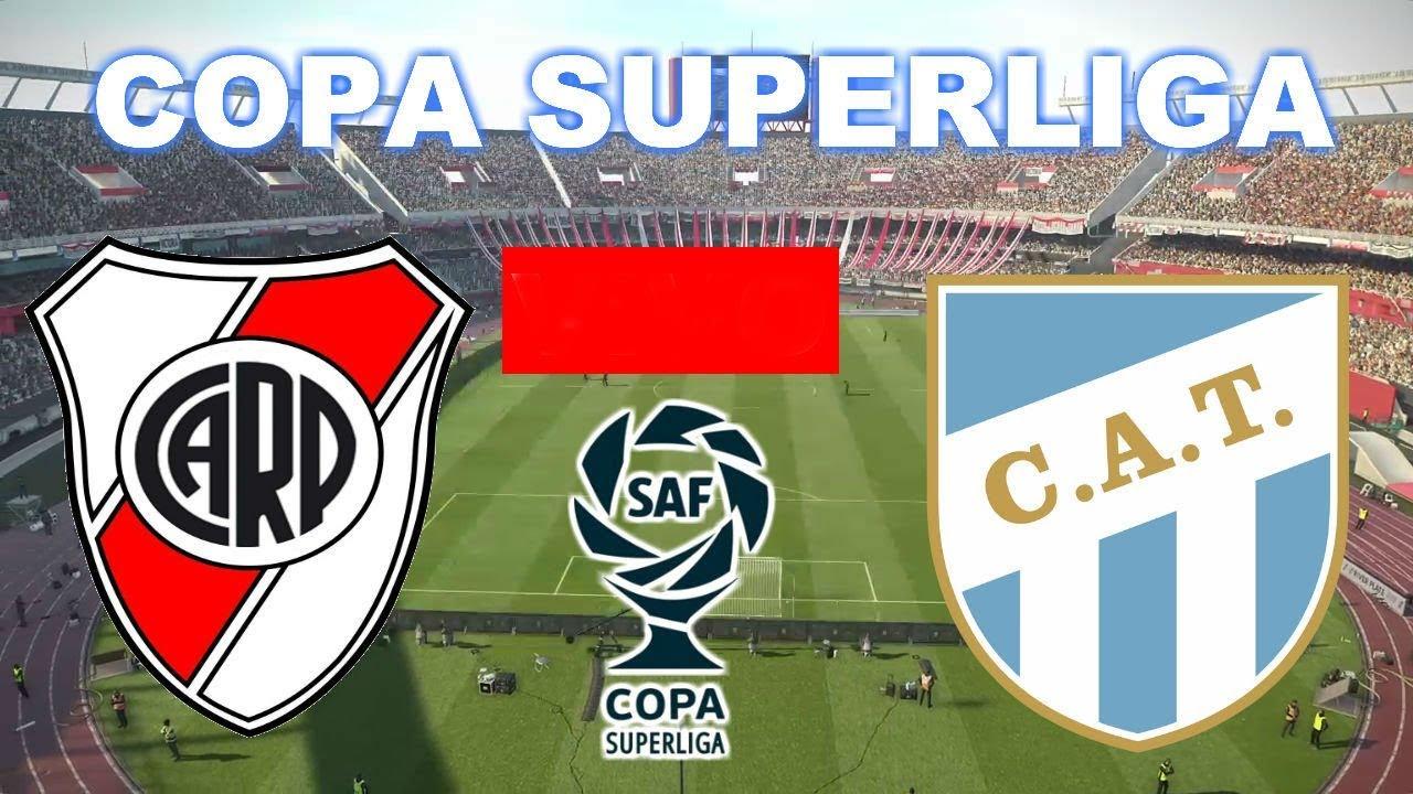 River Plate vs Atletico Tucumán | Copa Superliga Argentina 14/03/20 | Partido Completo HD