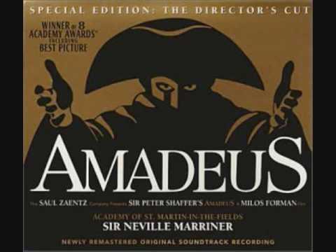 Amadeus OST- Stabat Mater; Quando Corpus Morietur And Amen