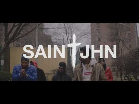 SAINt JHN - 3 Below [Official Video]