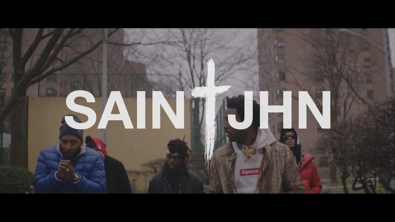 Download SAINt JHN - 3 Below [Official Video]