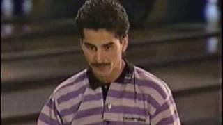 1992 PBA Florida Open: Match 1: Greg Thomas vs Chris Warren part 1