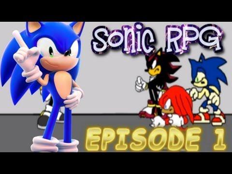 Sonic RPG - Episode 1