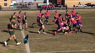 LCI Rugby 2018 Winston vs LCI game 1