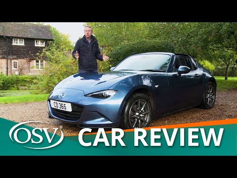 Mazda MX-5 RF Review - A Sportscar You'll Love Driving