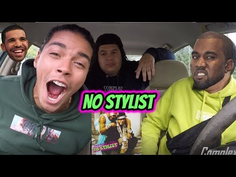 French Montana - No Stylist ft Drake KANYE DISS REACTION REVIEW