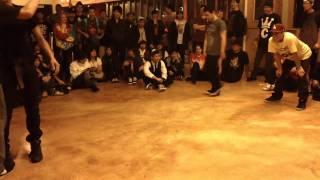 Clean Up + Kaden Vs Long Division + Random1 | Semi-finals | Raise The Floor Ii