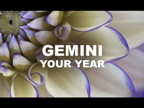 THE YEAR AHEAD - GEMINI - March 21 2017 - 2018