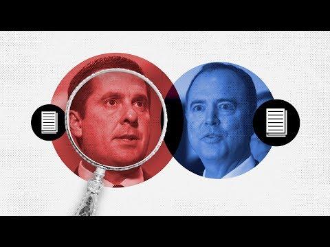 The Nunes Memo vs. the Schiff Memo | NYT