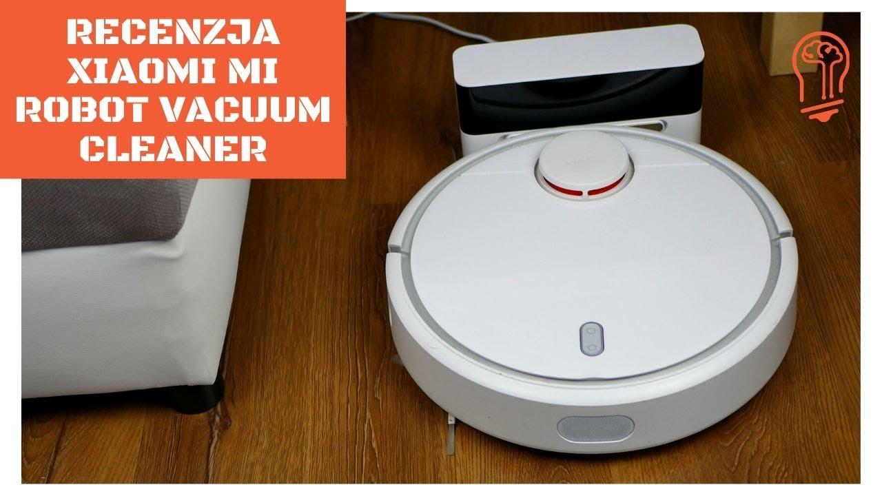 Recenzja Xiaomi Mi Robot Vacuum Cleaner Test Odkurzacza Automatycznego Youtube