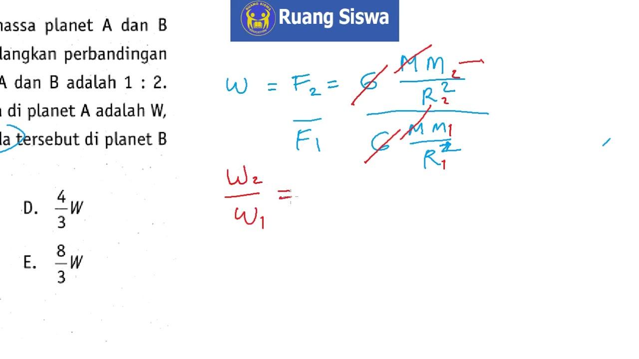 Fisika Kelas 10 - Ruang Siswa Education - Pembahasan Soal ...