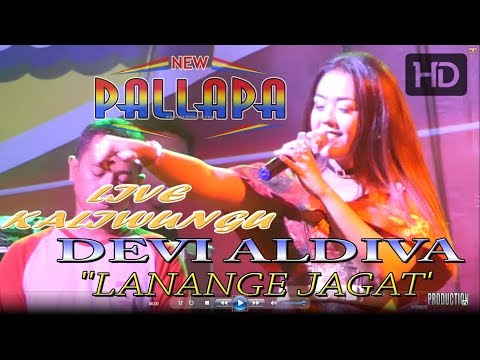 Devi Aldiva New pallapa-Lanange Jagat live Kaliwungu.