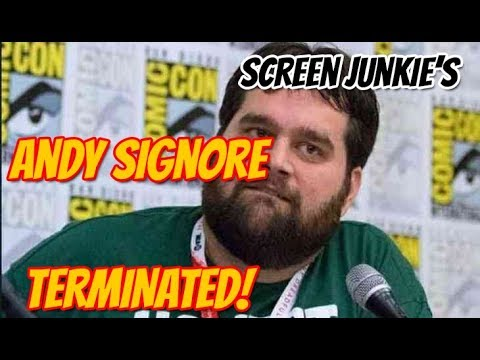 FN: Breaking News! No More Signore!!! Employment Terminated!