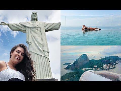 UMA SEMANA NO RIO DE JANEIRO! #LorrineNoRJ | Lorrine Vlog